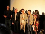 Thomas Köhler mit Jan & Stephan Knüsel, Yukio Lanz und Maria Rodriguez