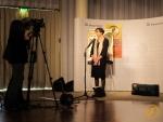 Bettina Kraemer von JNTO in Frankfurt war für die Blogübersetzungen in Englisch zuständig