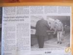 Zeitungsartikel