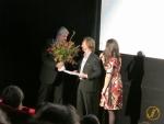Thomas Köhler mit Michael Künzle Stadtpräsident von Winterthur und Maria Rodriguez vom Tele Züri