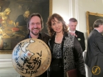 Thomas Köhler und Maya Wirz, DGST-Siegerin