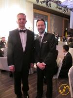 Thomas Köhler und Bundespräsident Didier Burkhalter